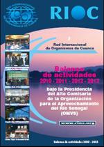RIOC - Balance de actividades - 2010-2013