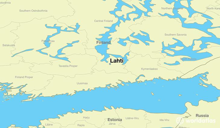 lathi map